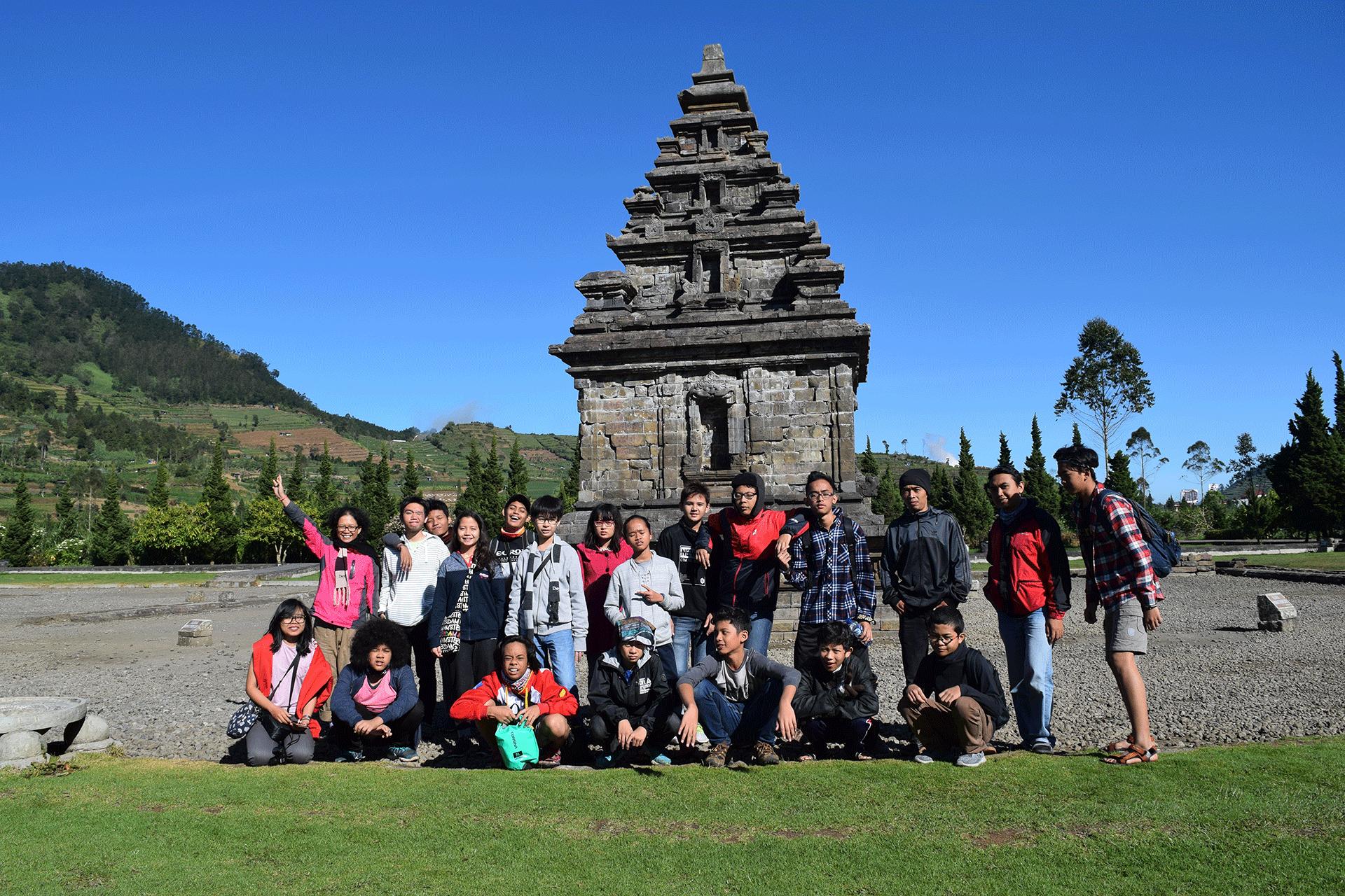 Dieng Field Trip   Kalyca School Yogyakarta