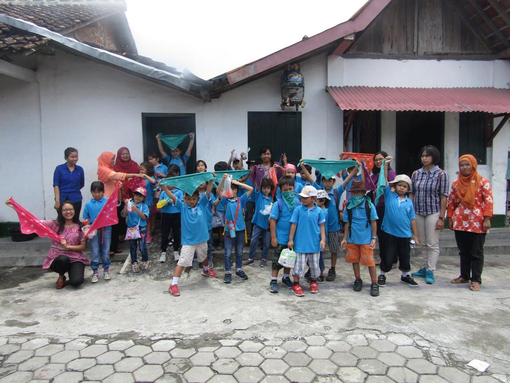 Mini Trip to Kampung Batik Jumputan 4