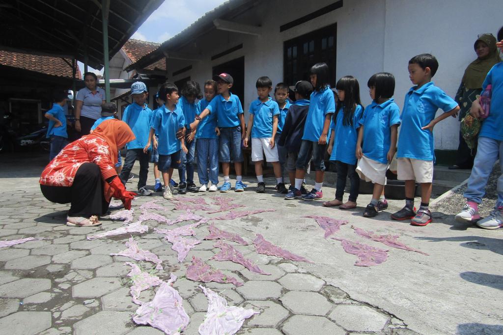 Mini Trip to Kampung Batik Jumputan 7