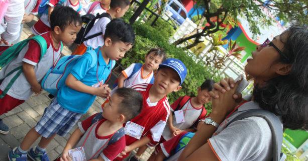 Kalyca Montessori Preschool Minitrip to Planetarium
