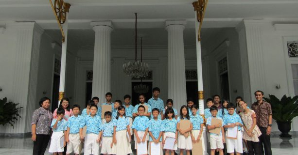 "Upper Class Minitrip ""Visiting Yogyakarta Presidential Palace"""