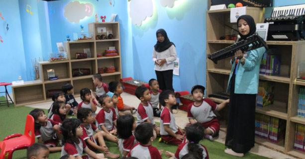 Grhatama Pustaka: Nursery – Preschool Minitrip