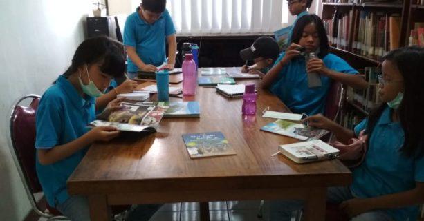 Upper Class Minitrip to Balai Arkeologi Yogyakarta